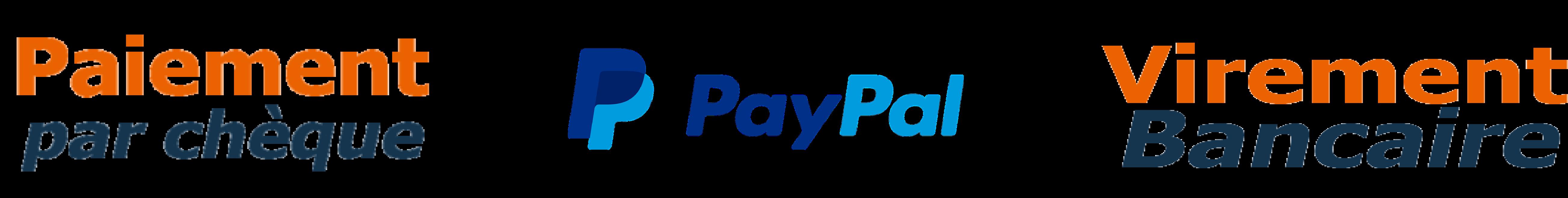 moyens de paiements du site